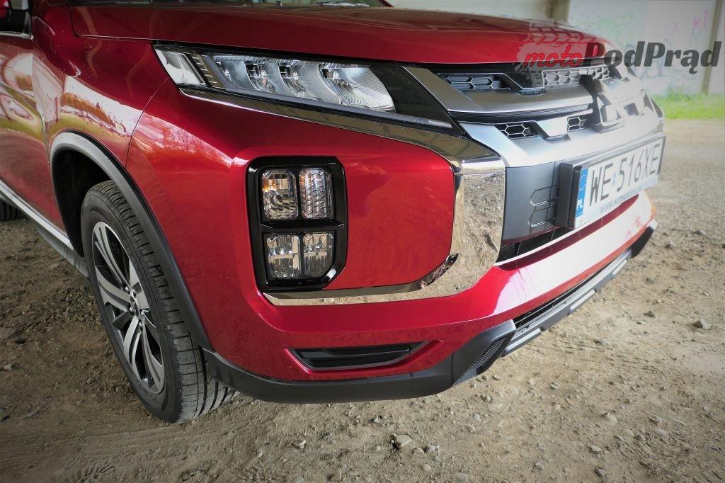 Mitsubishi ASX 12 1024x682 Test: Mitsubishi ASX   crossover po staremu