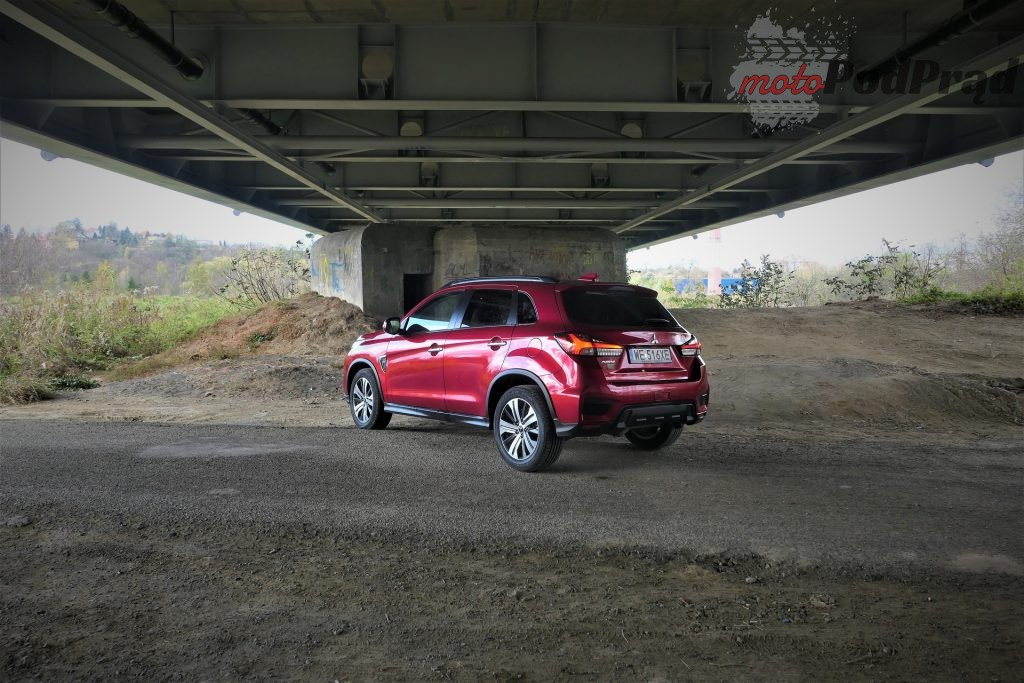 Mitsubishi ASX 17 1024x683 Test: Mitsubishi ASX   crossover po staremu