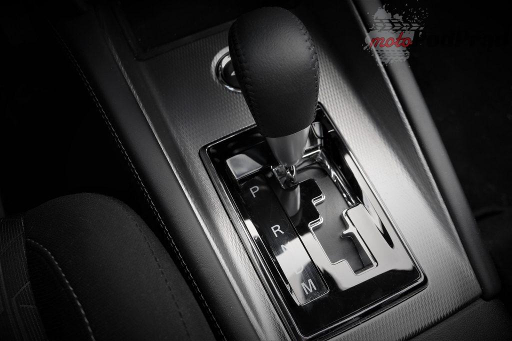 Mitsubishi ASX 2 1024x682 Test: Mitsubishi ASX   crossover po staremu