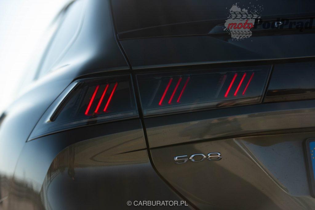 Peugeot 508 SW 11 1024x684 Test: Peugeot 508 SW GT   lwi diament w koronie