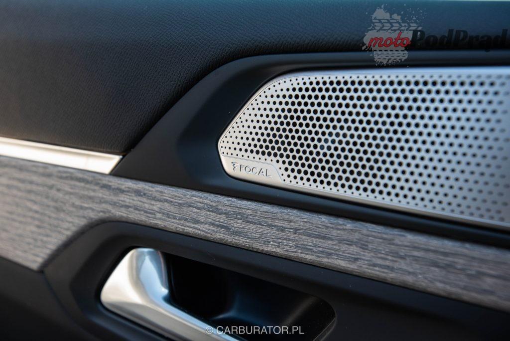 Peugeot 508 SW 26 1024x684 Test: Peugeot 508 SW GT   lwi diament w koronie