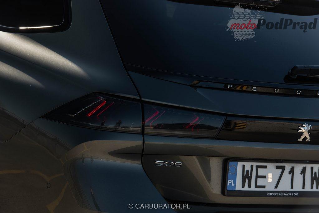 Peugeot 508 SW 8 1024x684 Test: Peugeot 508 SW GT   lwi diament w koronie