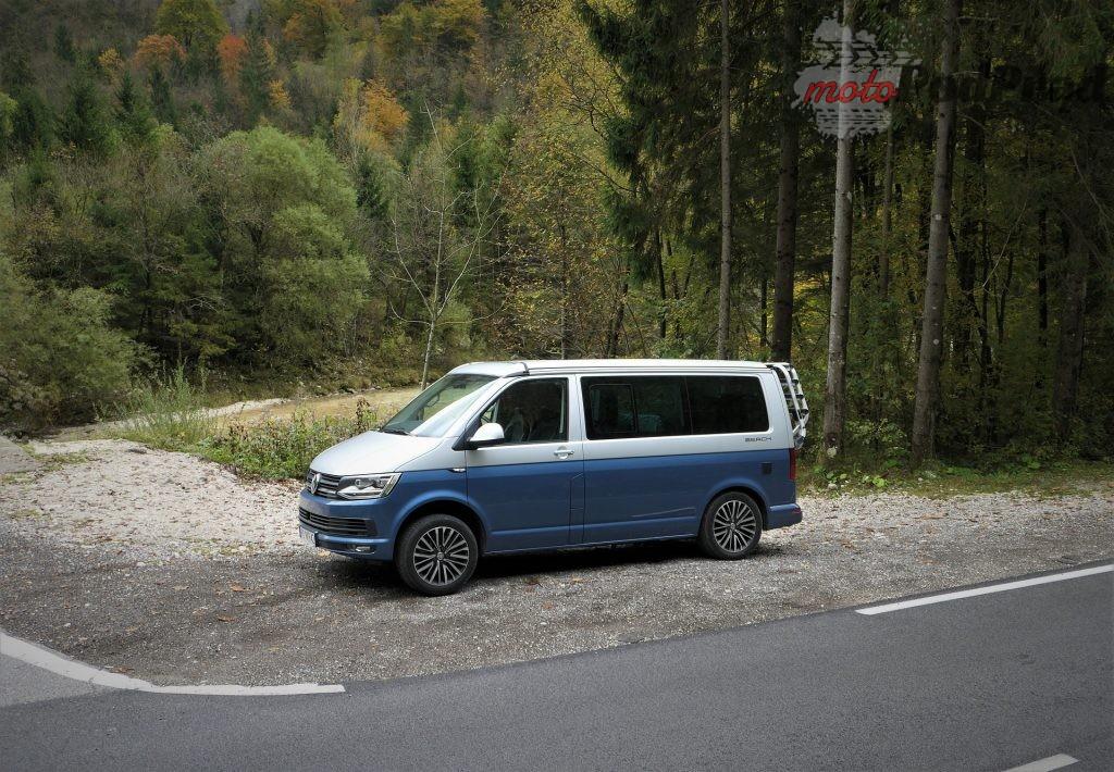 Volkswagen California Beach 16 1024x710 Trochę Kalifornii w Słowenii   test VW California Beach