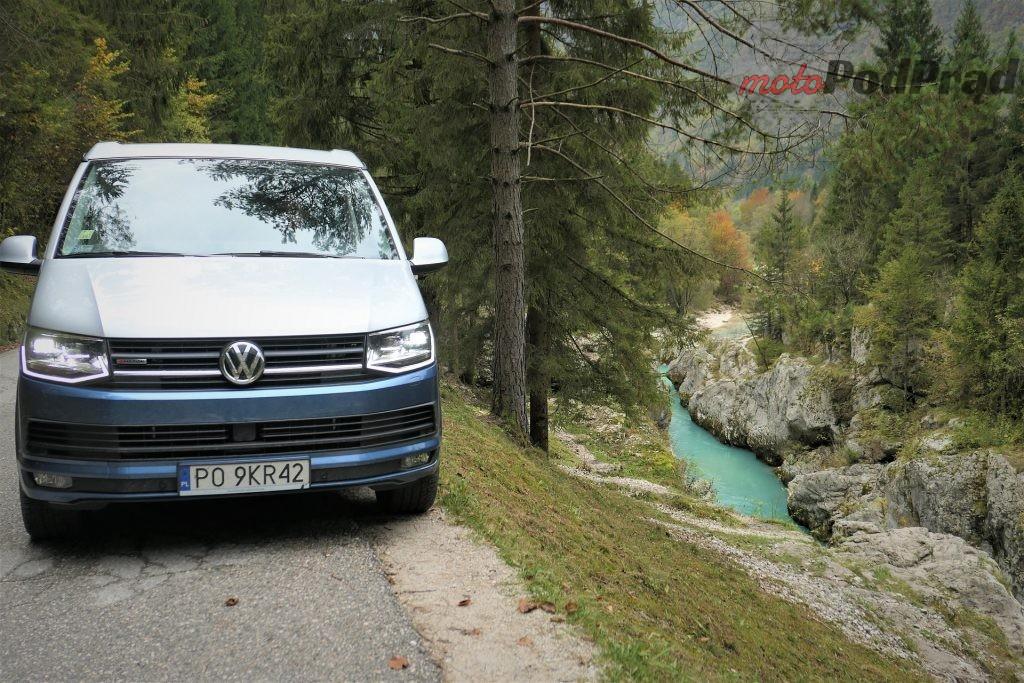 Volkswagen California Beach 25 1024x683 Trochę Kalifornii w Słowenii   test VW California Beach