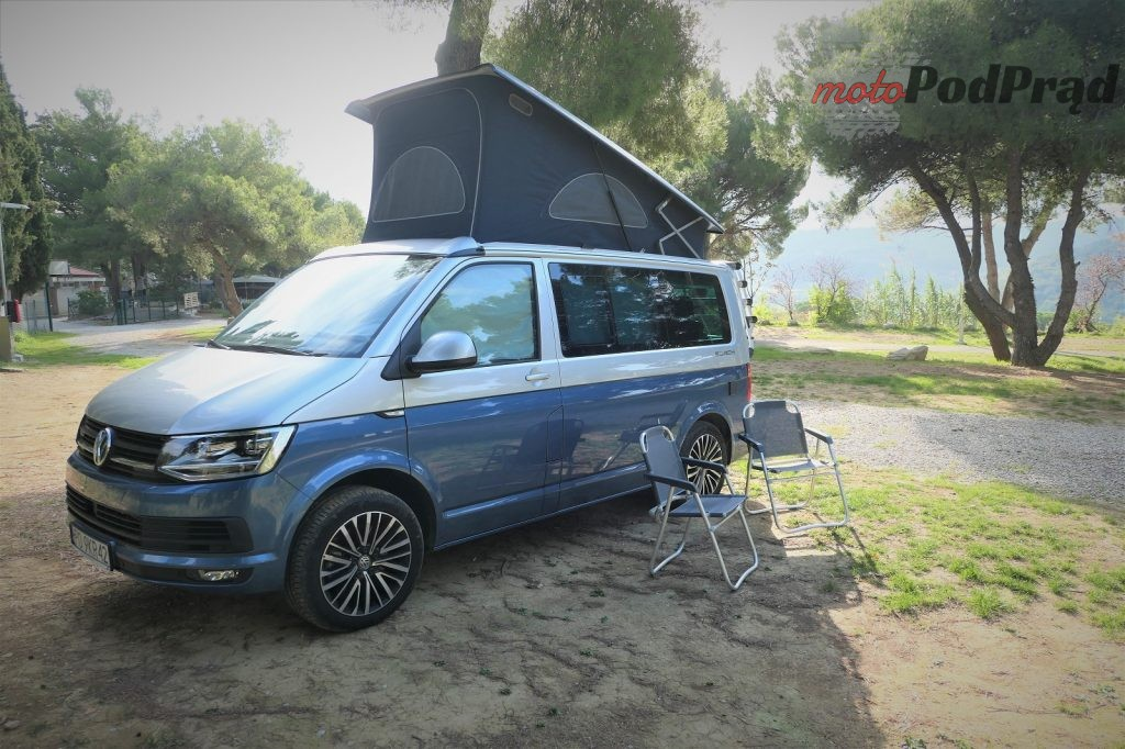 Volkswagen California Beach 27 1024x682 Trochę Kalifornii w Słowenii   test VW California Beach