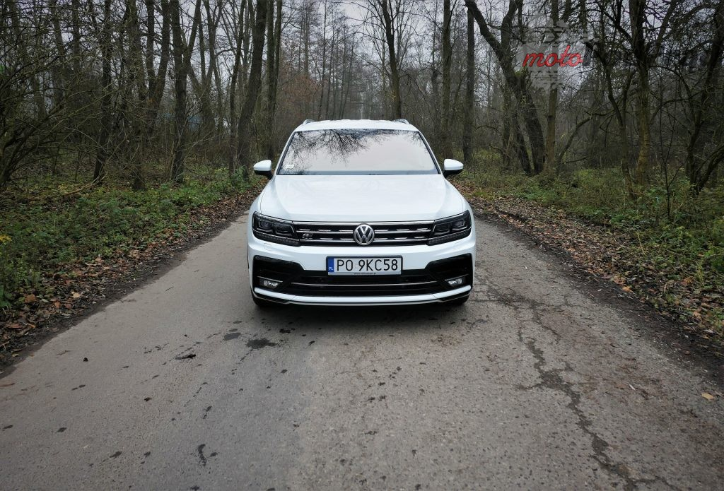 Volkswagen Tiguan Allspace 17 1024x695 Test: Volkswagen Tiguan Allspace   jeszcze więcej SUVa