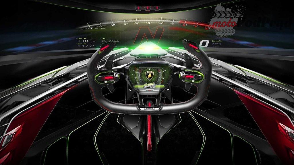 lambo v12 vision gran turismo 20 1024x576 Debiut Lamborghini V12 Vision w komputerowej grze