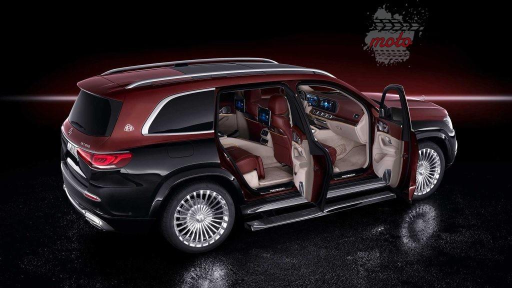 mercedes maybach gls 2020 2 1024x576 Mercedes Maybach GLS bije po oczach bogactwem