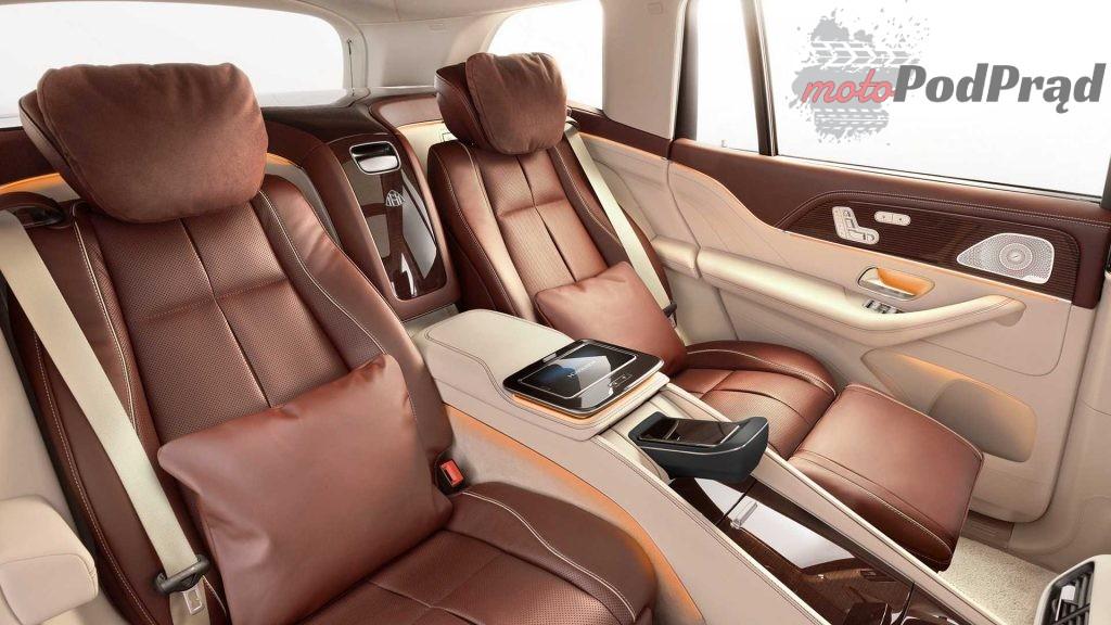 mercedes maybach gls 2020 5 1024x576 Mercedes Maybach GLS bije po oczach bogactwem