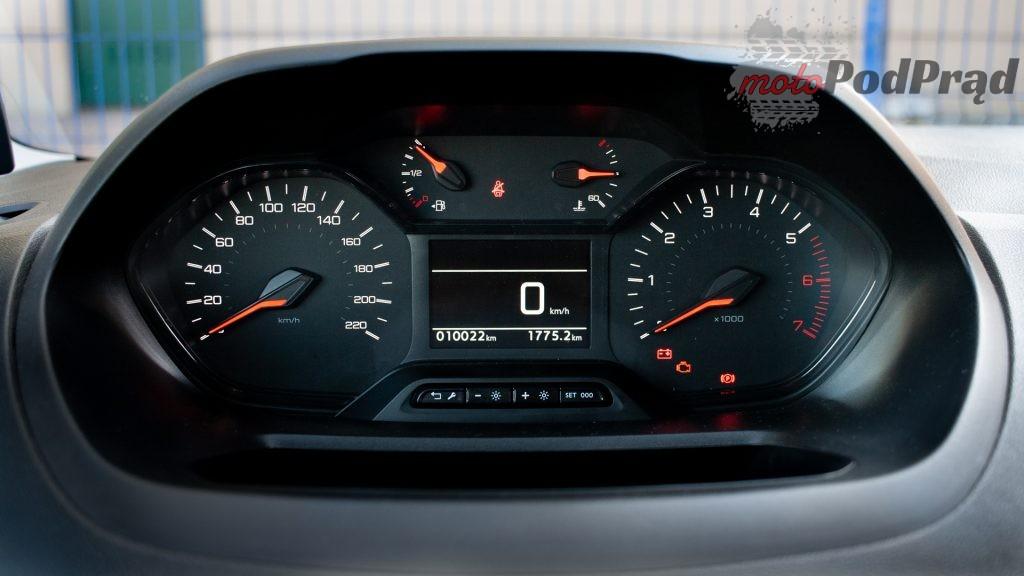 peugeot partner izoterma chlodnia 2019 11 1024x576 Test: Peugeot Partner Furgon   chłodnia