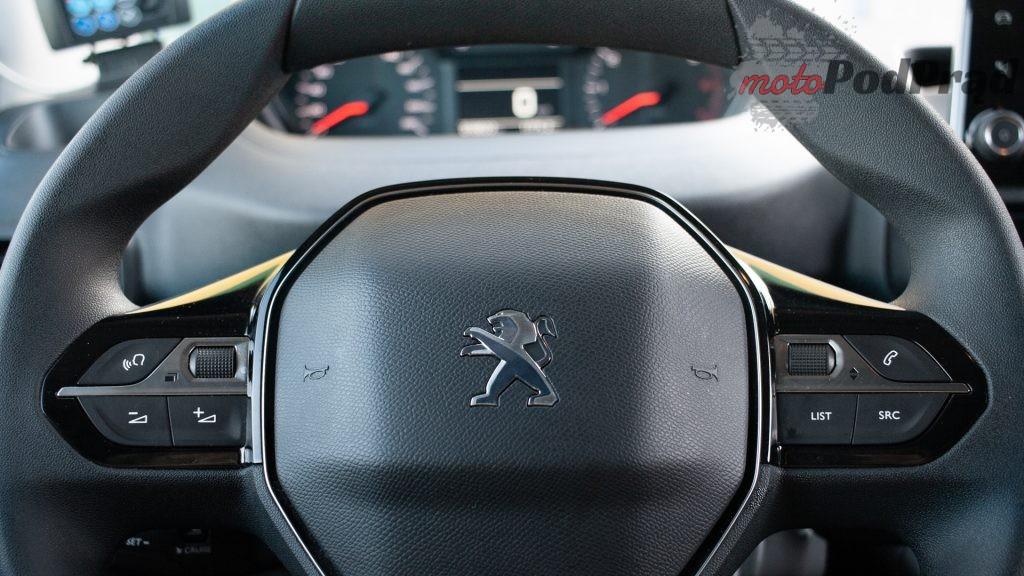 peugeot partner izoterma chlodnia 2019 14 1024x576 Test: Peugeot Partner Furgon   chłodnia