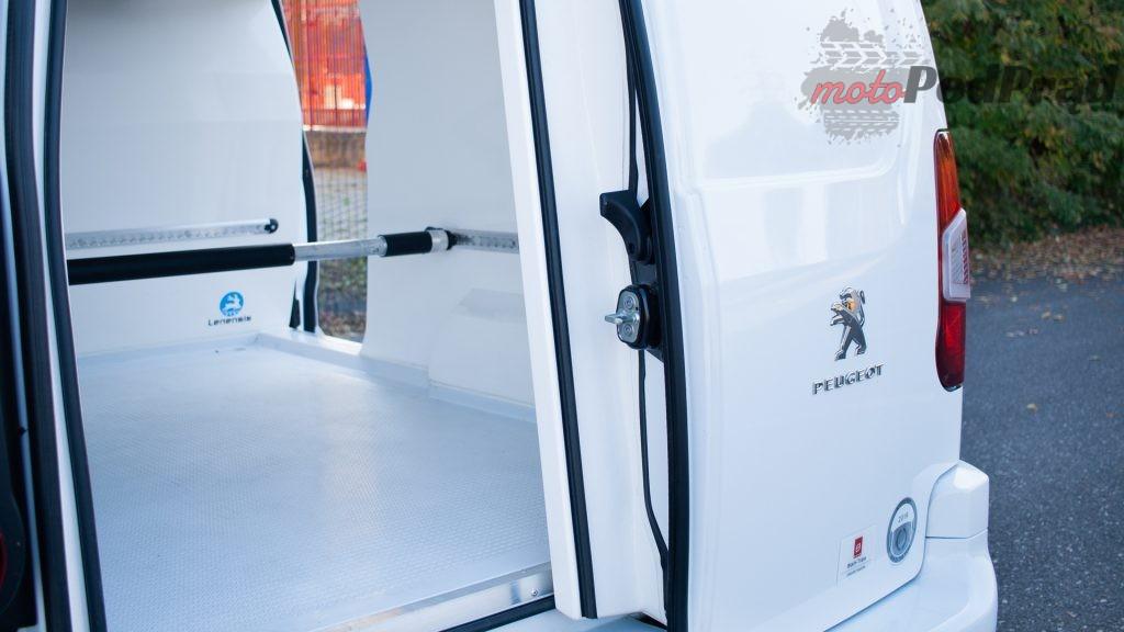 peugeot partner izoterma chlodnia 2019 26 1024x576 Test: Peugeot Partner Furgon   chłodnia