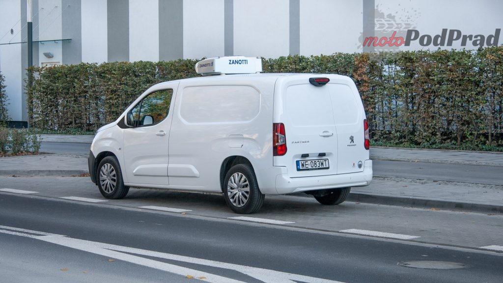 peugeot partner izoterma chlodnia 2019 4 1024x576 Test: Peugeot Partner Furgon   chłodnia
