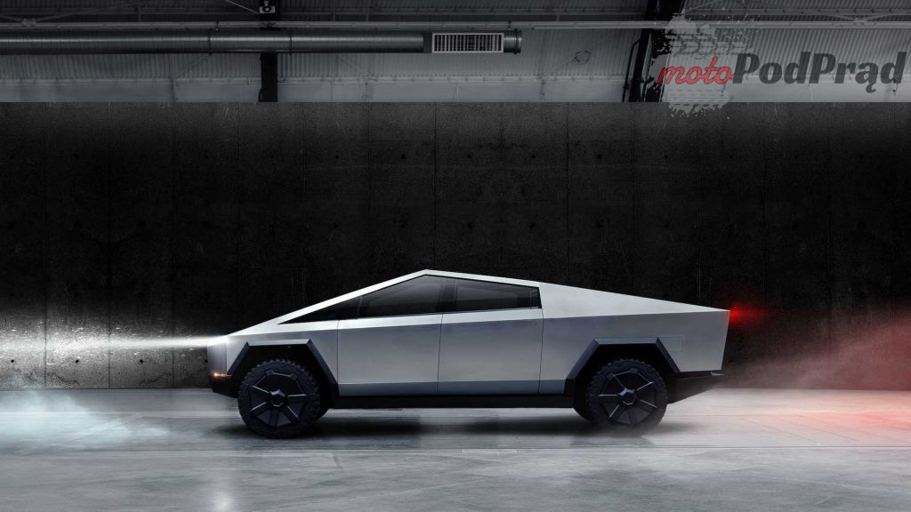 tesla cybertruck official image 4 1024x576 Tesla Cybertruck   kosmiczny pickup Muska