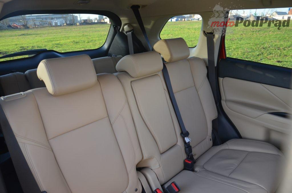 10 1 1024x678 Test: Mitsubishi Outlander – bezawaryjność kosztem diesla?