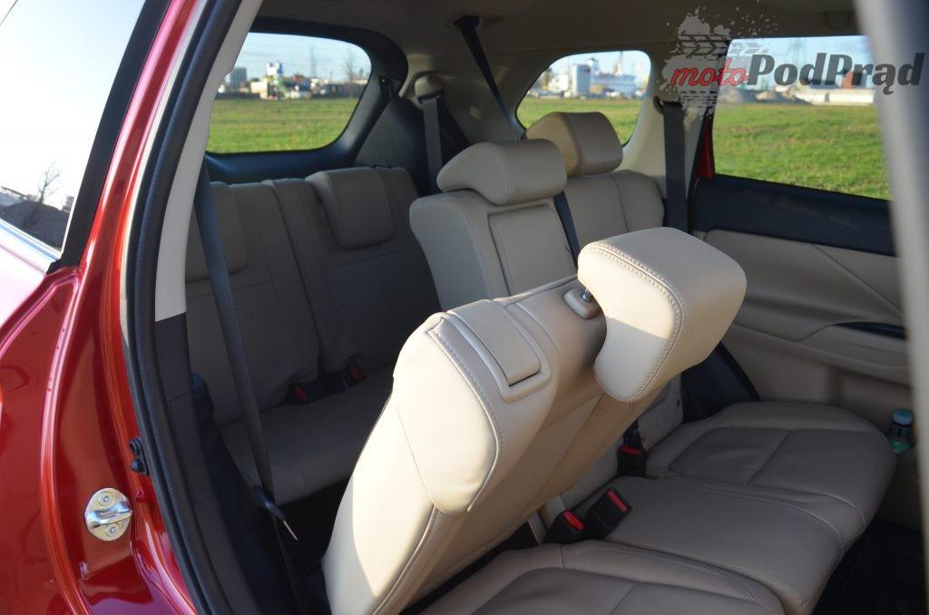 11 1 1024x678 Test: Mitsubishi Outlander – bezawaryjność kosztem diesla?
