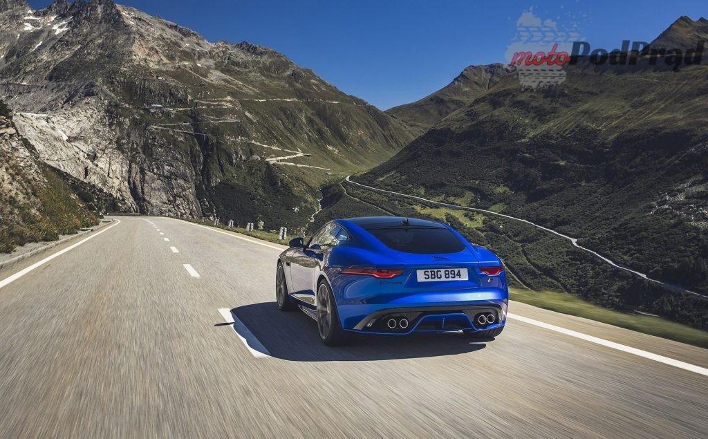 2021 Jaguar F Type Facelift 10 1024x635 Jaguar F type po liftingu