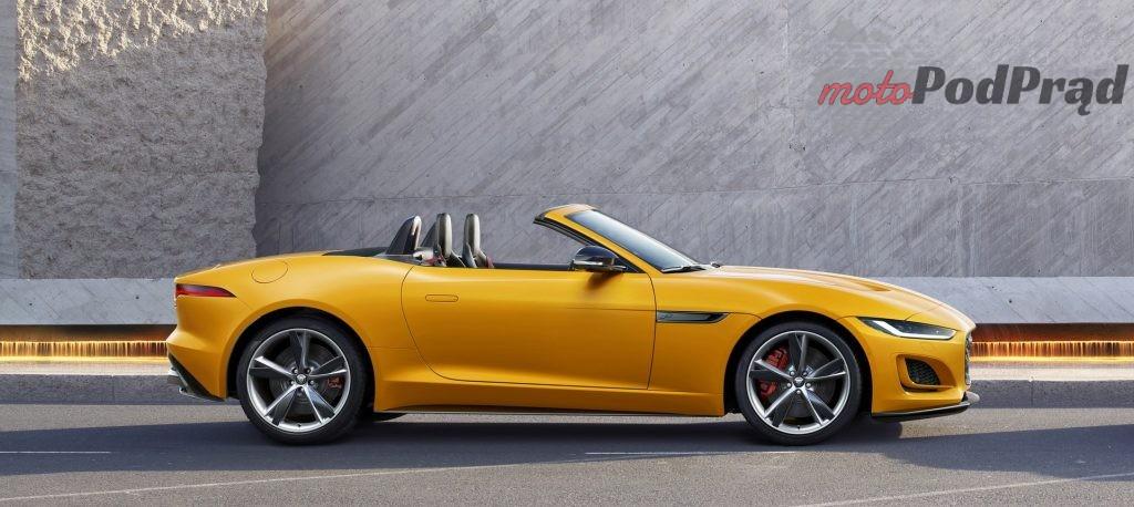 2021 Jaguar F Type Facelift 19 1024x458 Jaguar F type po liftingu
