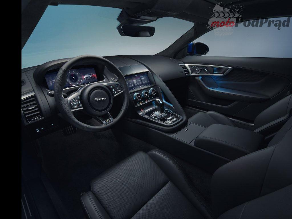 2021 Jaguar F Type Facelift 9 1 1024x768 Jaguar F type po liftingu