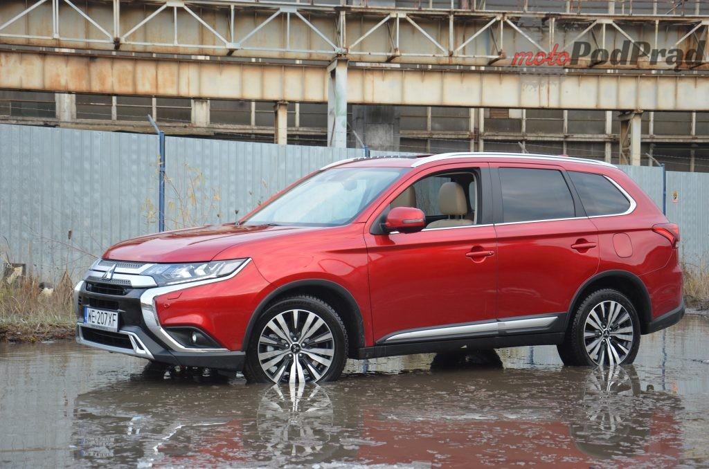 23 1024x678 Test: Mitsubishi Outlander – bezawaryjność kosztem diesla?