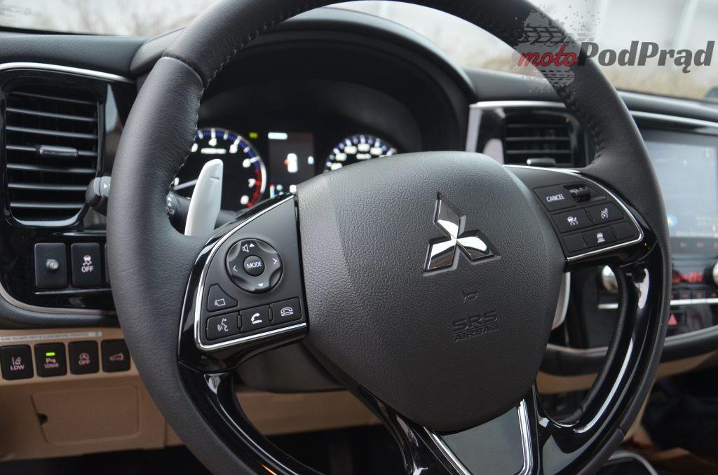 26 1024x678 Test: Mitsubishi Outlander – bezawaryjność kosztem diesla?