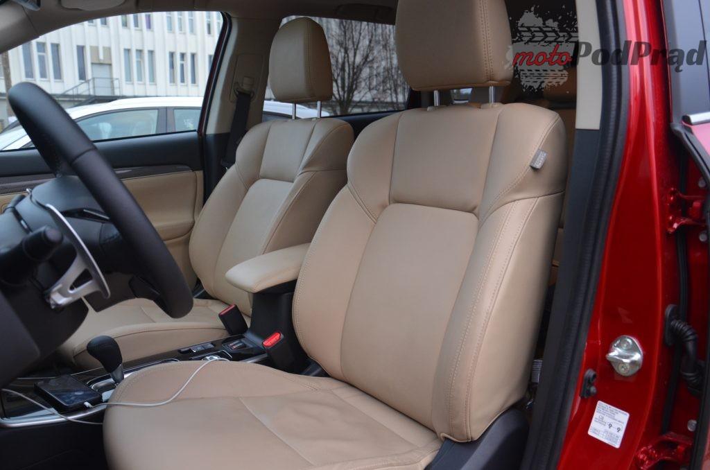 31 1024x678 Test: Mitsubishi Outlander – bezawaryjność kosztem diesla?