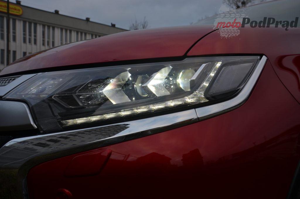 34 1024x678 Test: Mitsubishi Outlander – bezawaryjność kosztem diesla?