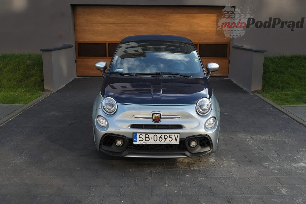 Abarth 695 C 2 1024x683 Test: Abarth 500 695 C Rivale  sport luksus i jachty
