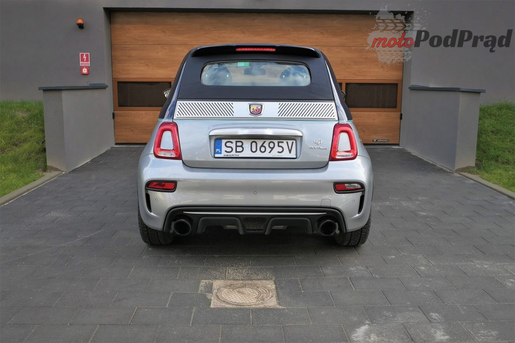 Abarth 695 C 26 1024x683 Test: Abarth 500 695 C Rivale  sport luksus i jachty