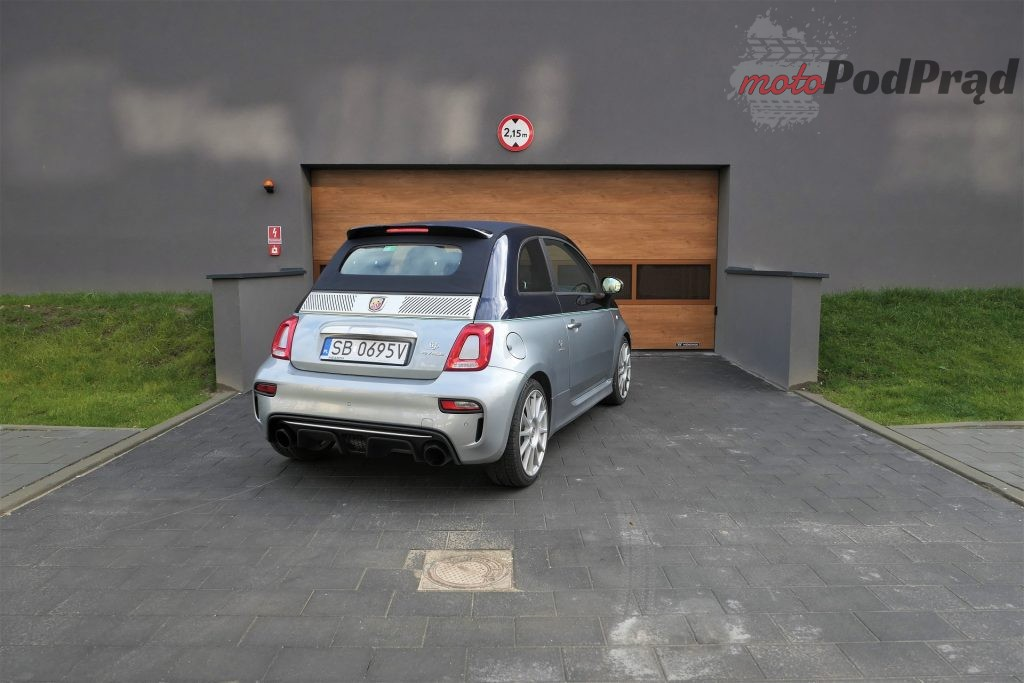 Abarth 695 C 28 1024x683 Test: Abarth 500 695 C Rivale  sport luksus i jachty