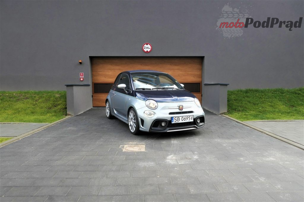 Abarth 695 C 33 1024x683 Test: Abarth 500 695 C Rivale  sport luksus i jachty