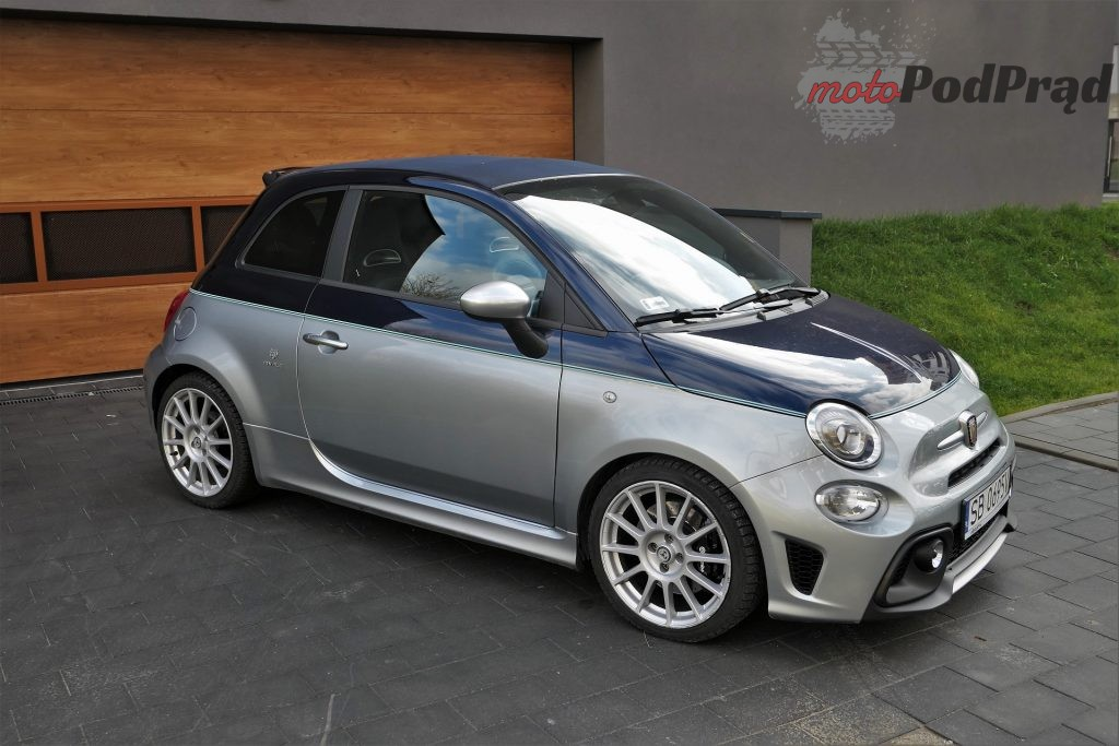 Abarth 695 C 35 1024x683 Test: Abarth 500 695 C Rivale  sport luksus i jachty