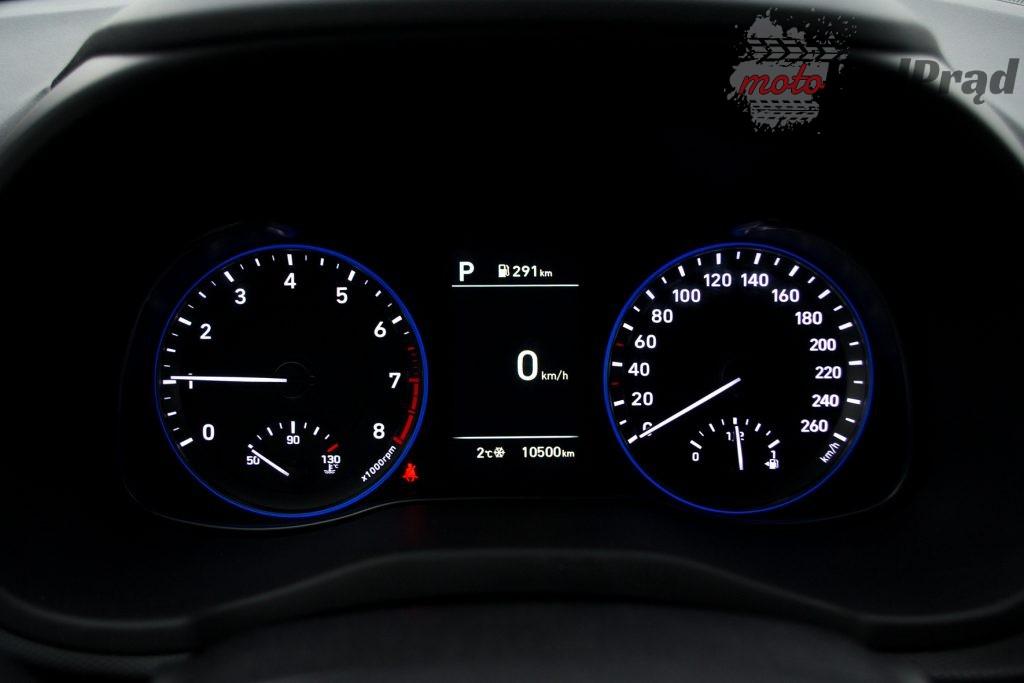 DSC 3515 1024x683 Test: Hyundai Kona 1.6 T GDI 4WD   wszystko jak trzeba