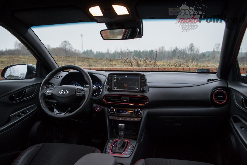 DSC 3520 1024x683 Test: Hyundai Kona 1.6 T GDI 4WD   wszystko jak trzeba