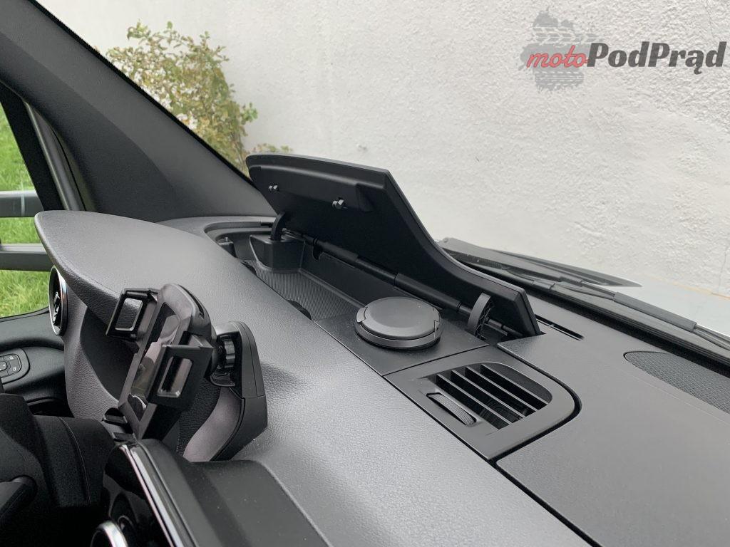 Mercedes Sprinter Laweta 32 1024x768 Test: Mercedes Sprinter – zabudowa lawety w formacie premium