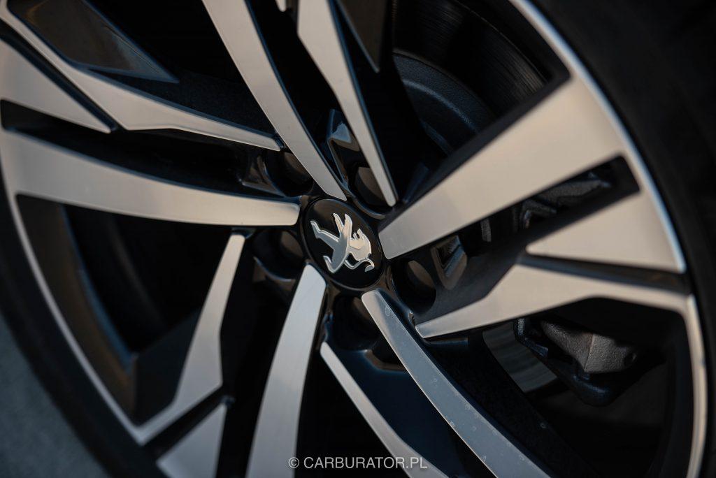 Peugeot 508 SW 10 1024x684 Test: Peugeot 508 SW GT   lwi diament w koronie