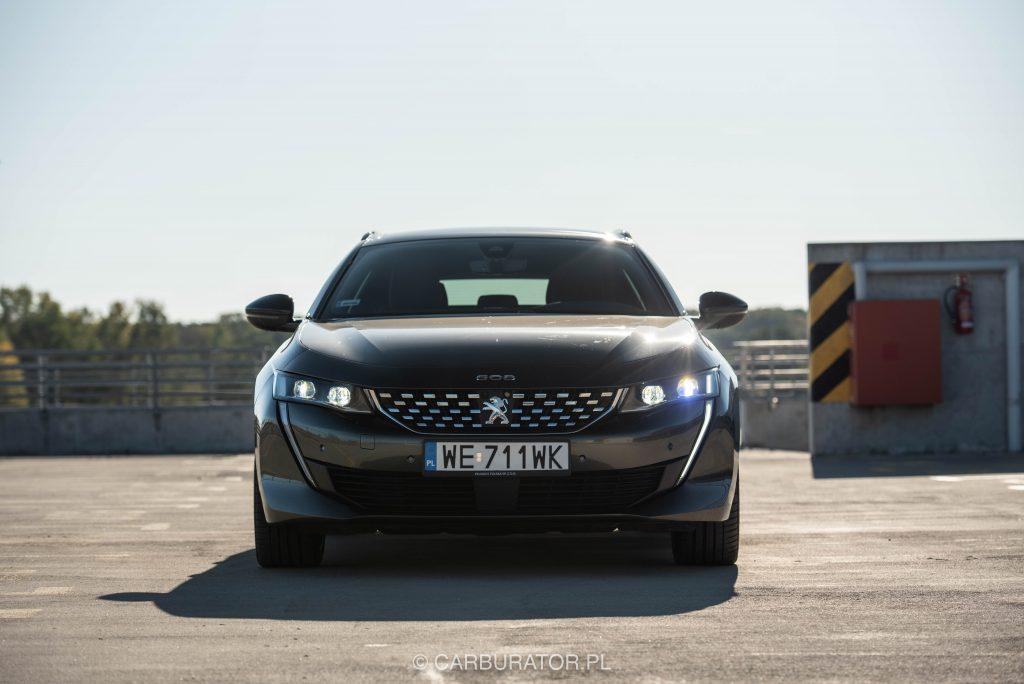 Peugeot 508 SW 6 1024x684 Test: Peugeot 508 SW GT   lwi diament w koronie