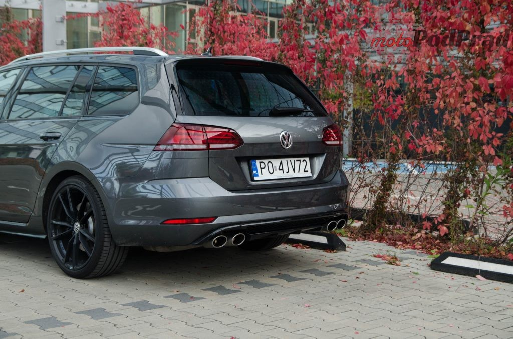 Volkswagen Golf Variant R 8 1024x678 Test: Volkswagen Golf Variant R   idealny sleeper