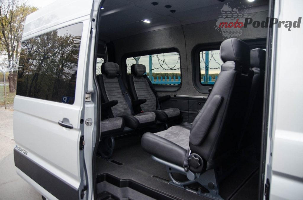 Volkwagen e Crafter 10 1024x678 Czy osobowy Volkswagen e Crafter ma sens?