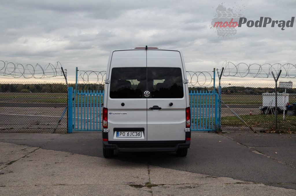 Volkwagen e Crafter 5 1024x678 Czy osobowy Volkswagen e Crafter ma sens?