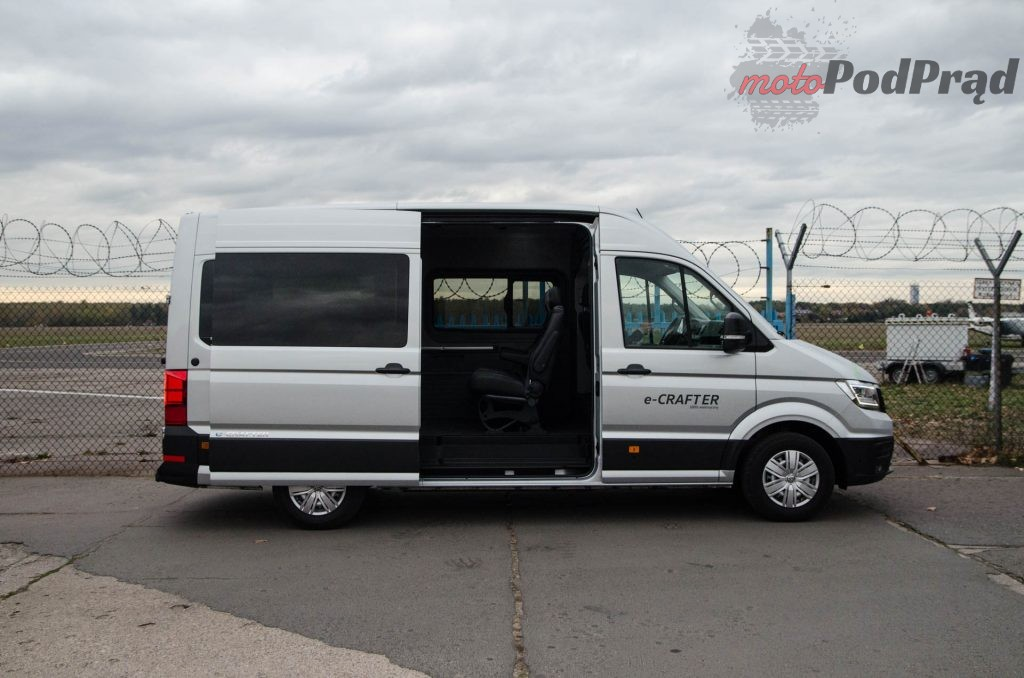 Volkwagen e Crafter 9 1024x678 Czy osobowy Volkswagen e Crafter ma sens?