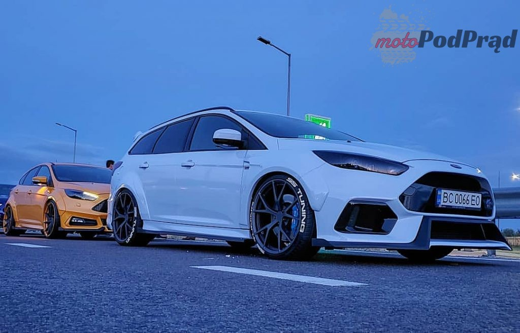 first ford focus rs wagon conversion comes with drifting awd 2 1024x657 Ford Focus RS kombi z Ukrainy