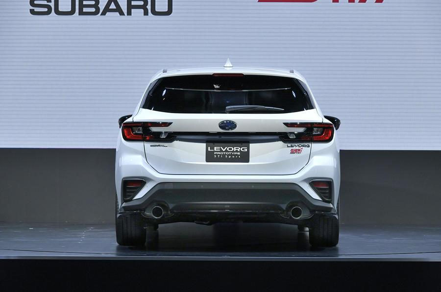 %name Subaru Levorg STi   to jeszcze nie koniec STi w Europie?
