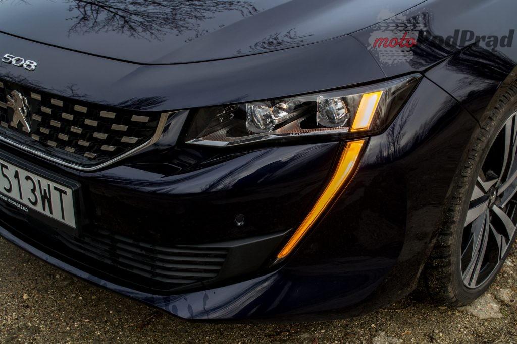 DSC 3628 1024x683 Test: Peugeot 508 GT 225   atak lwa na premium