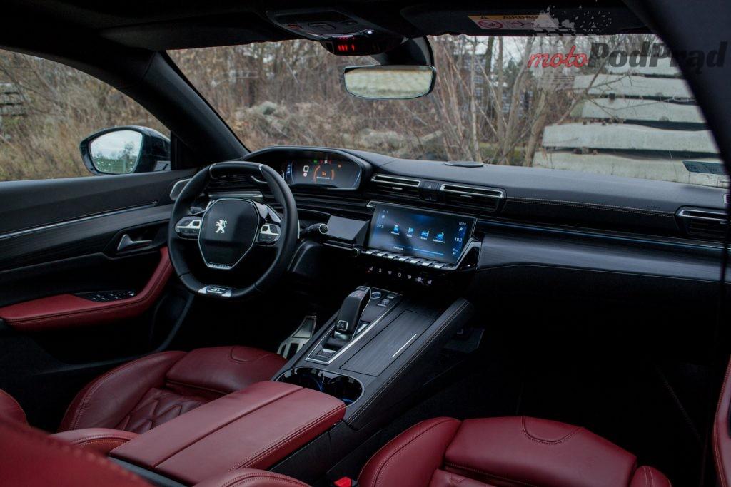 DSC 3654 1024x683 Test: Peugeot 508 GT 225   atak lwa na premium