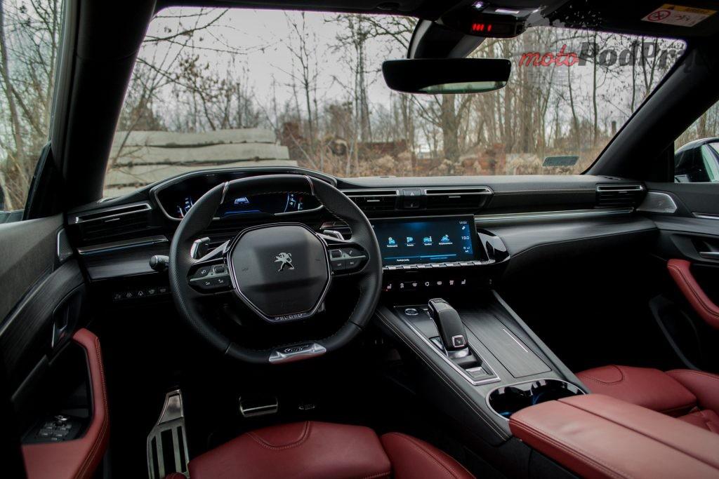 DSC 3656 1024x683 Test: Peugeot 508 GT 225   atak lwa na premium