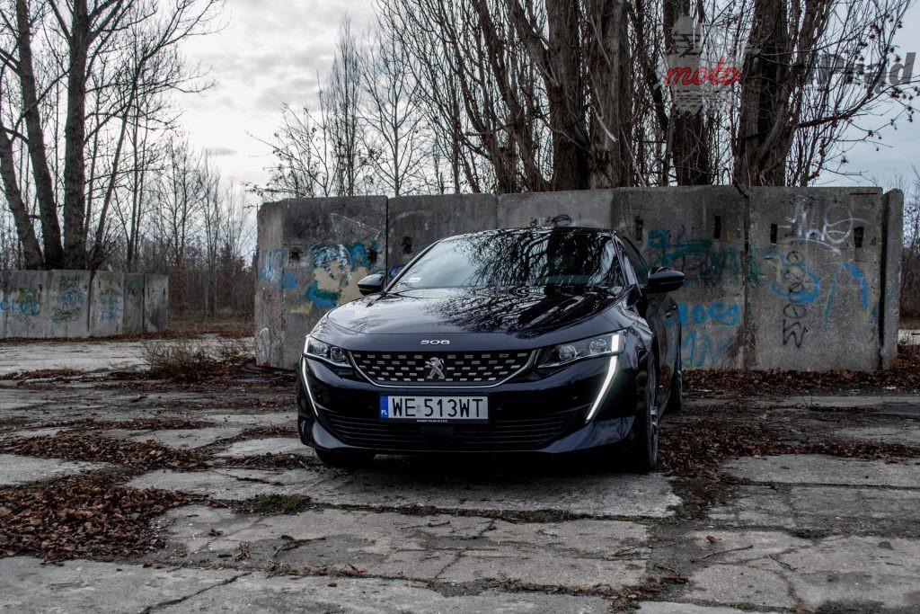 DSC 3660 1024x683 Test: Peugeot 508 GT 225   atak lwa na premium