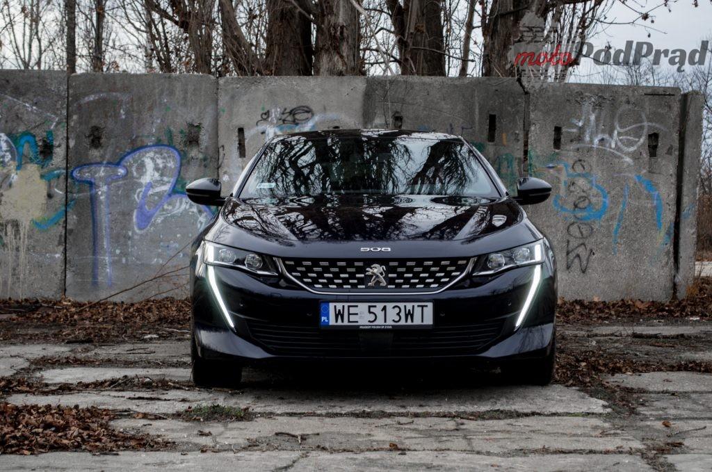 DSC 3661 1024x679 Test: Peugeot 508 GT 225   atak lwa na premium