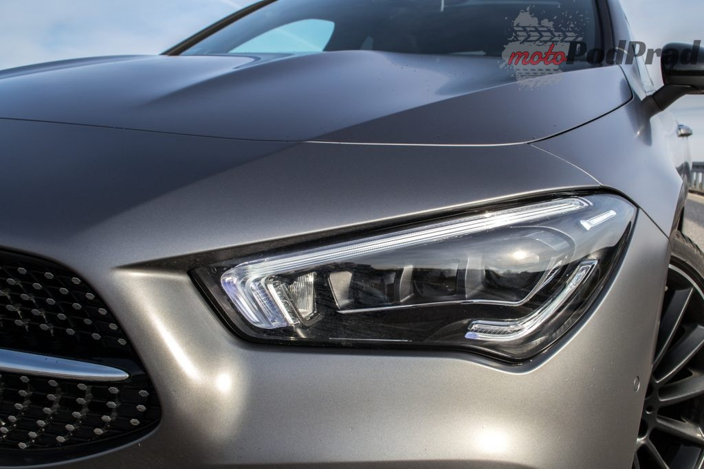 DSC 3701 1024x683 Test: Mercedes Benz CLA 220 4Matic   na temat premium słów kilka