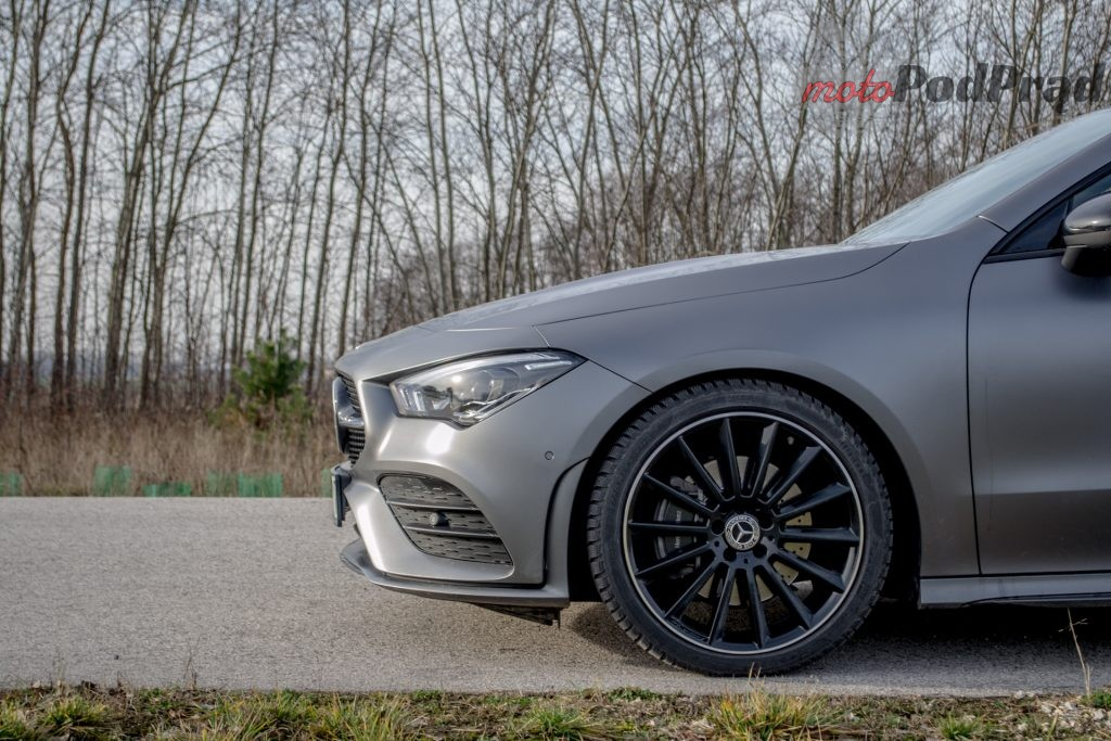 DSC 3725 1024x683 Test: Mercedes Benz CLA 220 4Matic   na temat premium słów kilka